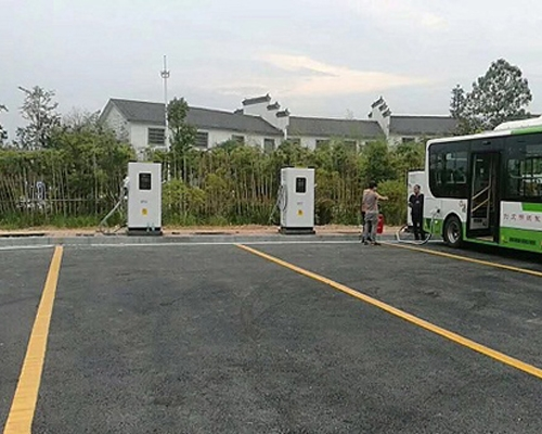 VCase Study of Charging Station Project of Bus Group in Xinyu Fairy Lake Scenic Area