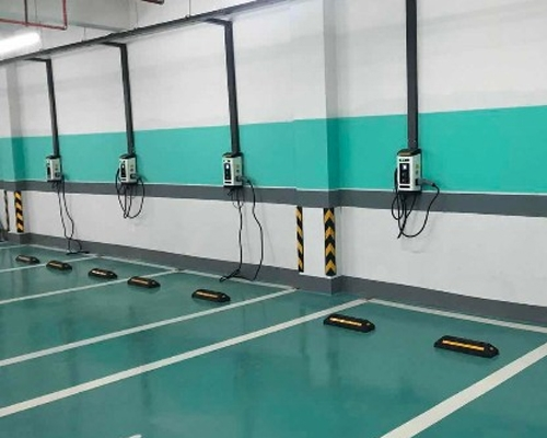 BDcharge of Jiangxi Fuzhou Dongxiang Experimental Middle School put into use